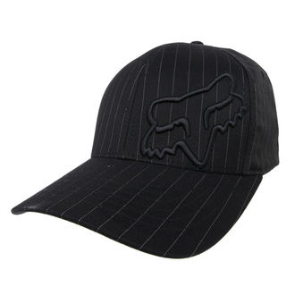 cap FOX - Flex 45 - BLACK PINSTRIPE
