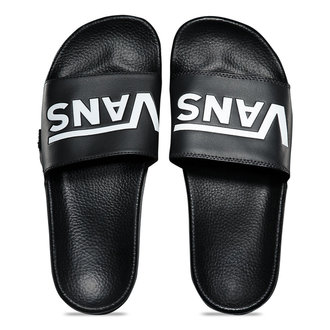 flip-flops unisex - MN SLIDE-ON (VANS) BLACK - VANS, VANS