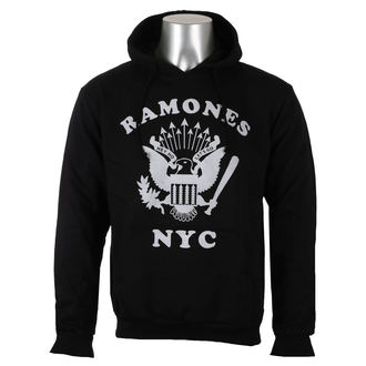hoodie men's Ramones - Retro Eagle NYC - ROCK OFF, ROCK OFF, Ramones