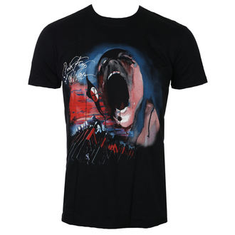 t-shirt metal men's Pink Floyd - The Wall Scream & Hammers - ROCK OFF, ROCK OFF, Pink Floyd