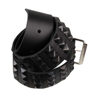 belt leather PYRAMIDS 3 - PAS - 138