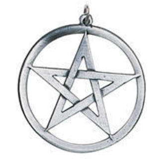 pendant Pentagram - EASTGATE RESOURCE, EASTGATE RESOURCE