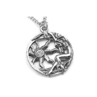 pendant Bright's Sun Charm - EASTGATE RESOURCE - CS7