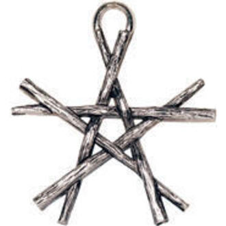 pendant Pentagram of Wands - EASTGATE RESOURCE - PR2