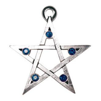 pendant Open Pentagram - EASTGATE RESOURCE, EASTGATE RESOURCE