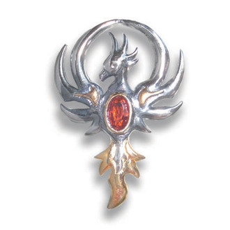 pendant Phoenix Rising - EASTGATE RESOURCE, EASTGATE RESOURCE