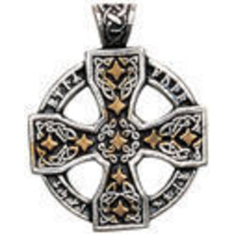 pendant Runic Celtic Cross - EASTGATE RESOURCE, EASTGATE RESOURCE