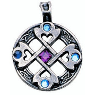 pendant Celtic Cross Heart - EASTGATE RESOURCE, EASTGATE RESOURCE