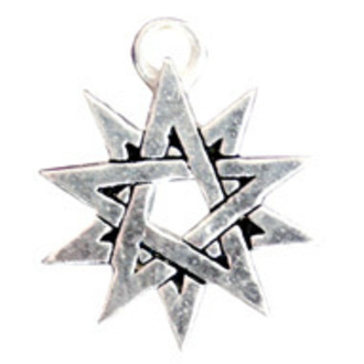pendant Double Pentagram - EASTGATE RESOURCE, EASTGATE RESOURCE