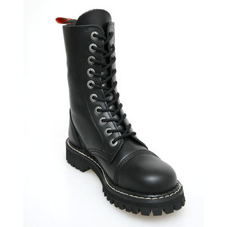 leather boots unisex - KMM - Black - 100