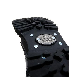 leather boots unisex - KMM - Black - 100