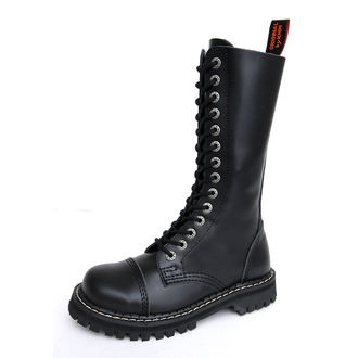 leather boots unisex - KMM - 140/Z