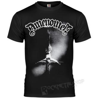 t-shirt hardcore men's - NOMINE DEI NOSTRI SATANAS LUCIFERI EXCELSI - AMENOMEN, AMENOMEN