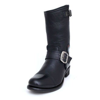 leather boots men's - GY01-S1 - NEW ROCK, NEW ROCK