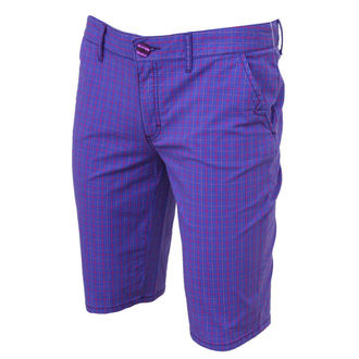 shorts women VANS - Minicheck 11 - PURPLE
