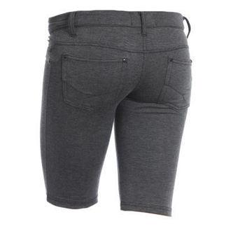 shorts women VANS - Shifty - CHARCOAL HEATHER
