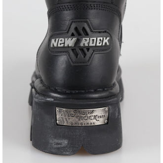 leather boots women's - NEW ROCK - M.235-S1