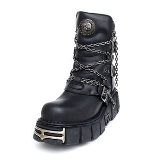 leather boots - 1011-S1 - NEW ROCK, NEW ROCK