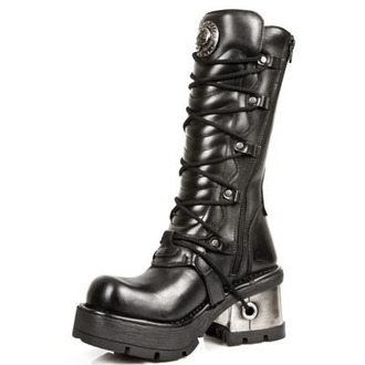 leather boots - 1016-S1 - NEW ROCK, NEW ROCK