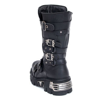 leather boots - 1020-S2 - NEW ROCK, NEW ROCK