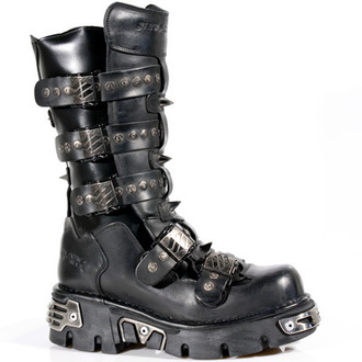 leather boots women's - NEW ROCK - M.134-S1