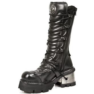 leather boots women's - 991-S1 - NEW ROCK, NEW ROCK