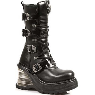 leather boots women's - 8374-S1 - NEW ROCK, NEW ROCK