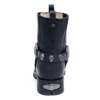 leather boots women's - NEW ROCK - M.7621-S1