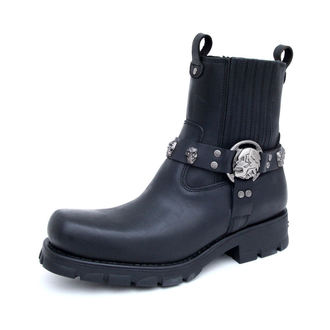 leather boots women's - 7621-S1 - NEW ROCK - M.7621-S1