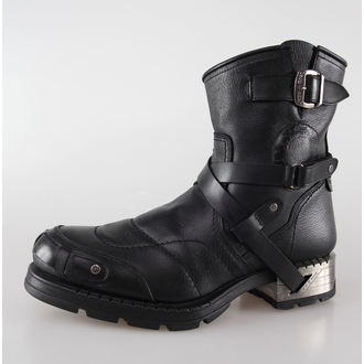 leather boots women's - NEW ROCK - M.MR004-S1