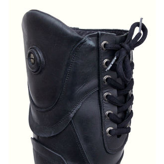 leather boots women's - NEW ROCK - M.745-R1