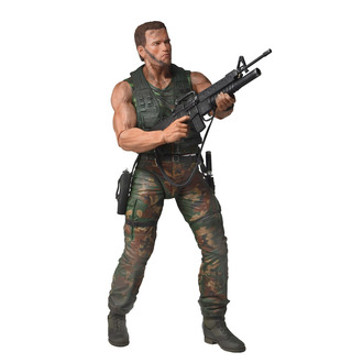 Action Figure Predator - 30th Anniversary - Jungle Patrol