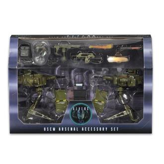 Decoration (accessories Alien) Aliens - USCM Arsenal Weapons, Alien - Vetřelec