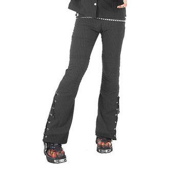 pants men BAT ATTACK - Pinstripe Lace Hose, BAT ATTACK