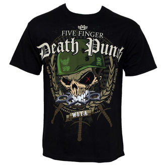 t-shirt metal Five Finger Death Punch - Warhead - ROCK OFF - FFDPTS04MB