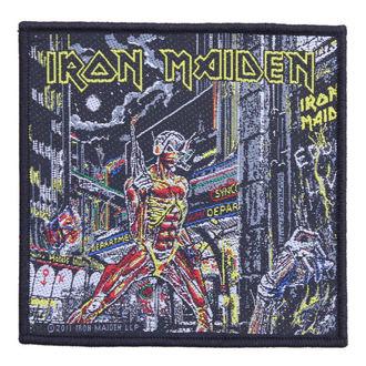 patch Iron Maiden - Somewhere In Time - RAZAMATAZ