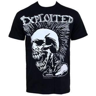t-shirt metal men's Exploited - Mohican Skull - RAZAMATAZ, RAZAMATAZ, Exploited