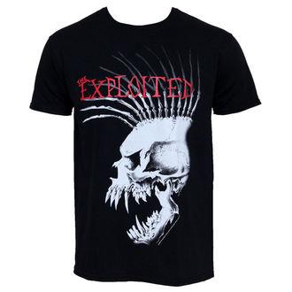 t-shirt metal men's Exploited - Bastard Skull - RAZAMATAZ - ST0855