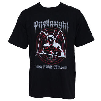 t-shirt metal men's Onslaught - 100% Pure Thrash - RAZAMATAZ - ST1144