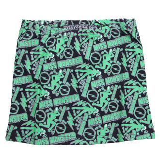 skirt women's KREEPSVILLE SIX SIX SIX, KREEPSVILLE SIX SIX SIX