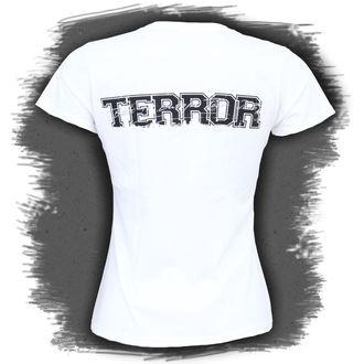 t-shirt metal women's Terror - Bloody Hand - Buckaneer - 1098