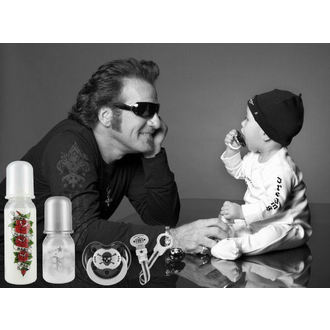 baby bottle (250 ml) ROCK STAR BABY - Pirate - 97010