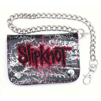 wallet Slipknot - Star Hinge - Bravado, BRAVADO, Slipknot
