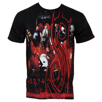 t-shirt metal Slipknot - Debut All Over - BRAVADO