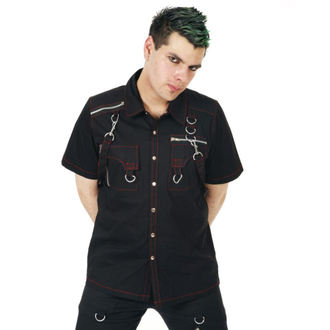 Shirt Men's DEAD THREADS - Blk / Red - GS1234