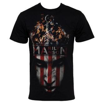 t-shirt metal Marilyn Manson - Crown - BRAVADO - 20531021