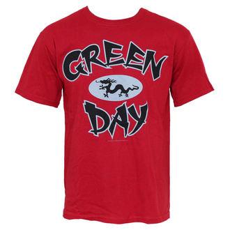t-shirt metal men's Green Day - Ghina Dragon - BRAVADO, BRAVADO, Green Day
