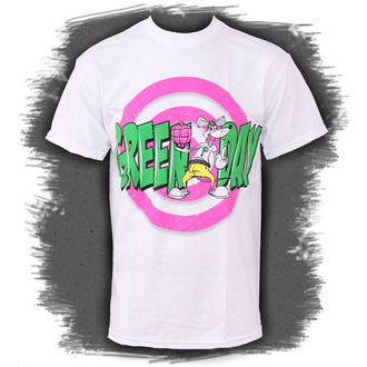 t-shirt metal men's Green Day - Rat - BRAVADO, BRAVADO, Green Day