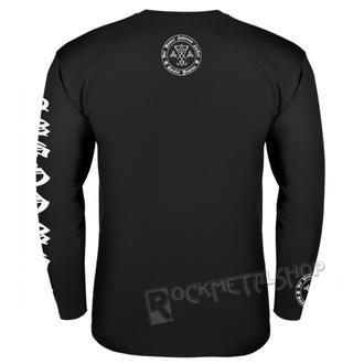 t-shirt hardcore men's - DEI NOSTRI SATANAS LUCIFERI EXCELSI NOMINE - AMENOMEN, AMENOMEN
