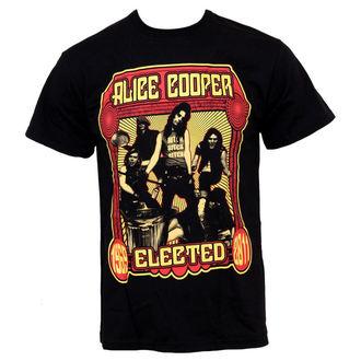 t-shirt metal men's Alice Cooper - Elected Band - ROCK OFF, ROCK OFF, Alice Cooper